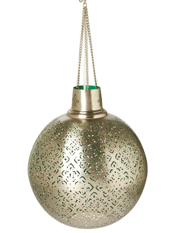 ASHA lampa silver | Electric lamps | Lampor | Inredning | INDISKA Shop Online