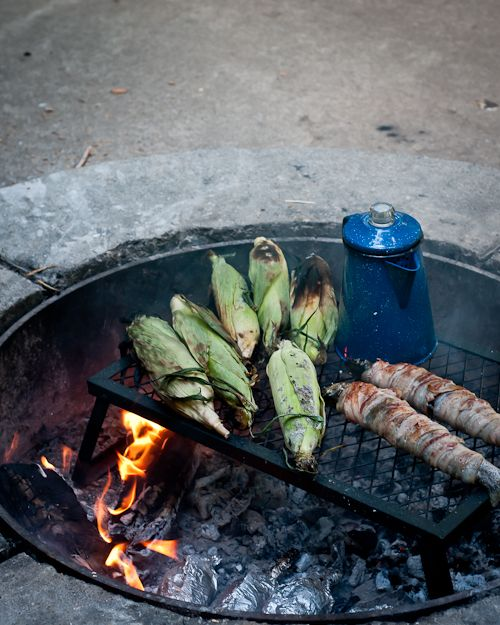 Campfire Cooking 4 Easy Camping Recipes: 23 Secrets To Campfire Cooking