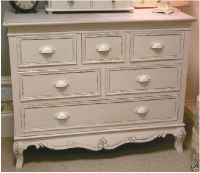 So many beautiful chest of drawers out there... if I have the space this one is a stunning piece for the little lady