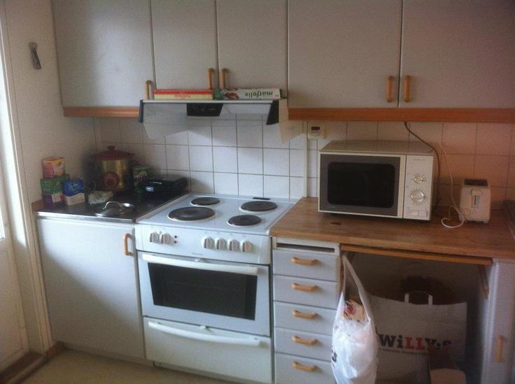 Typical living conditions in Raslatt dorms