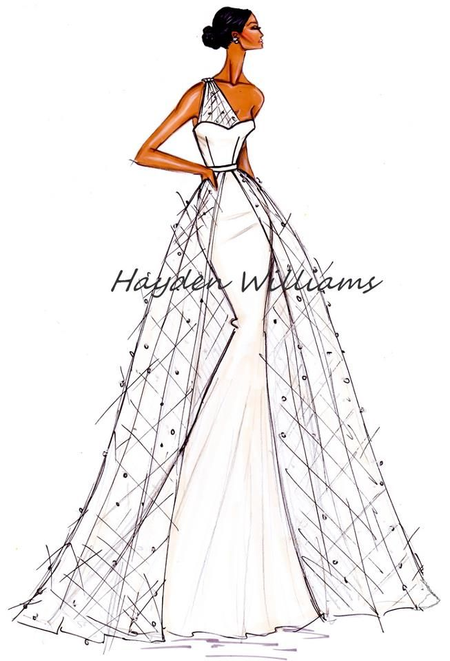 406 Best Images About Dresses To Draw On Pinterest