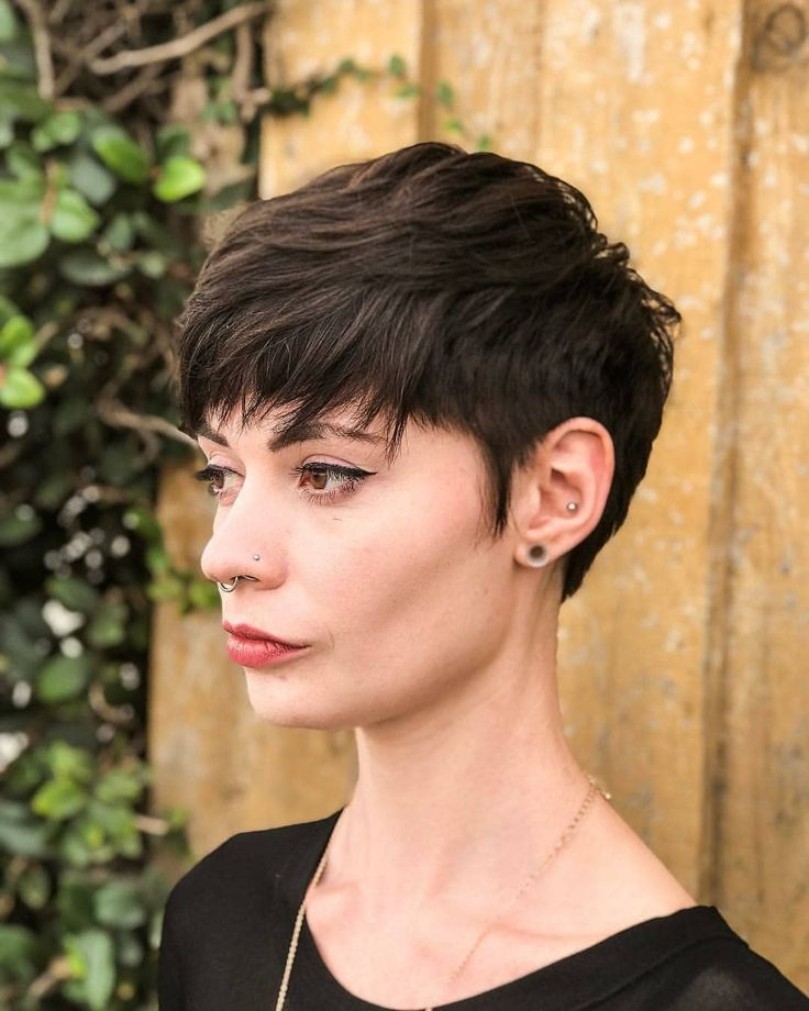 """1,955 Likes, 12 Comments - Short hair isn't just for boys (@hashtagpixiecuts) on Instagram: """"#pixiecuts ✂️ @odghair @_jafra_"""""""