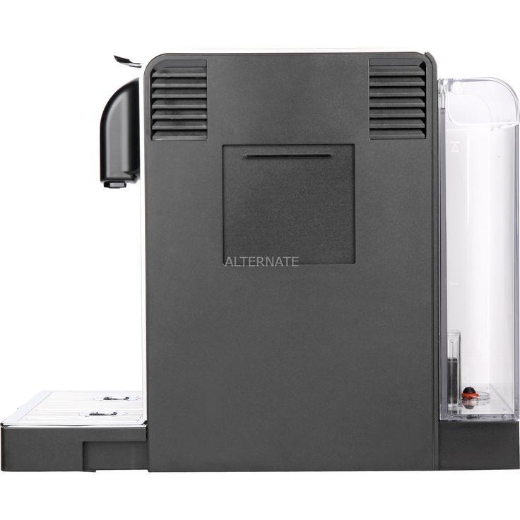 DeLonghi Lattissima Pro EN 750.MB Autonome Entièrement automatique Cafetière à dosette 1.3L Noir, Machine à capsule aluminium/Noir, Autonome, Cafetière à dosette, 1,3 L, Capsule de café, 1400 W, Aluminium, Noir