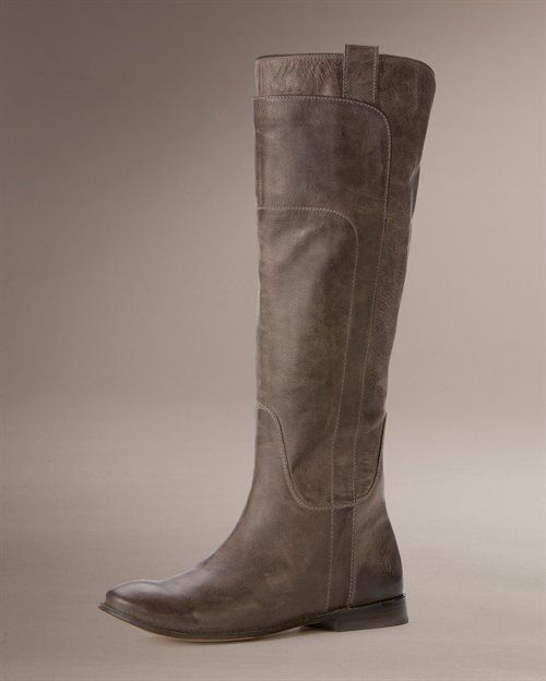 Fyre: Paige Tall Riding      [http://www.thefryecompany.com/womens-boots/view-all/77534/paige-tall-riding?color=GRY]