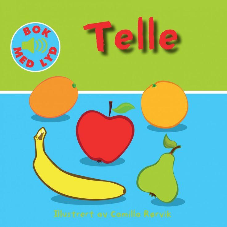 Denne boka er et hjelpemiddel hvor foreldrene kan bruke frukt for å bedre forståelsen av tallstørrelser. Barnet bruker følesansen i fingertuppene på de taktile elementene, synet ved å se på bildene og hørselen ved å lytte til oppleserens stemme. Til samme
