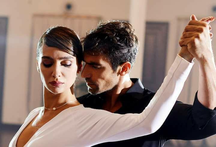 Ibrahim Celikkol & Birce Akalay