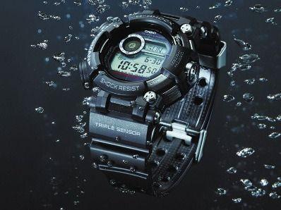 Nowy FROGMAN GWF-D1000 jest następnym, wielkim krokiem w temacie ewolucji technologicznej zegarków G-SHOCK. #timetrend #gshock #zegarek