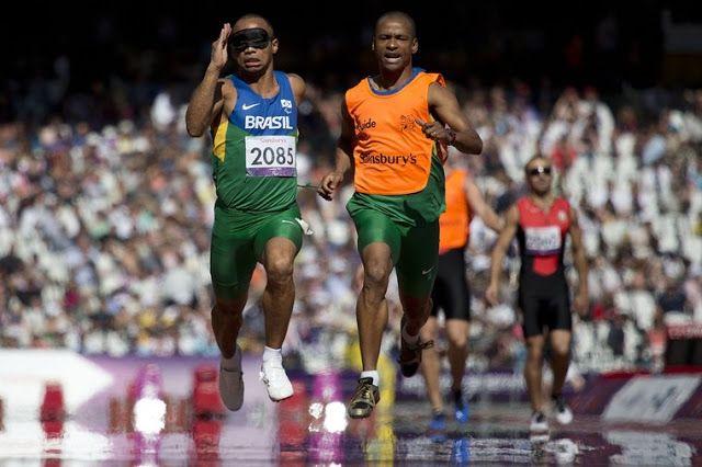 Hino, pódio e medalha: o sonho de Felipe Gomes para os Jogos Paralímpicos de 2016 - Surto Olimpico