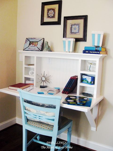 KID´S HOMEWORK:  Homework Station - Have a place separate from anywhere else that is just dedicated to homework.  Lots of desk space, but I would put schoolwork supplies.  www.bamorganizing.com