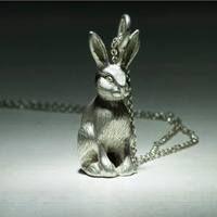 rabbit pendant #adorable