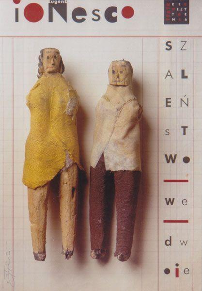 Bogusławski Tomasz, Szaleństwo we dwoje, Ionesco, 2008