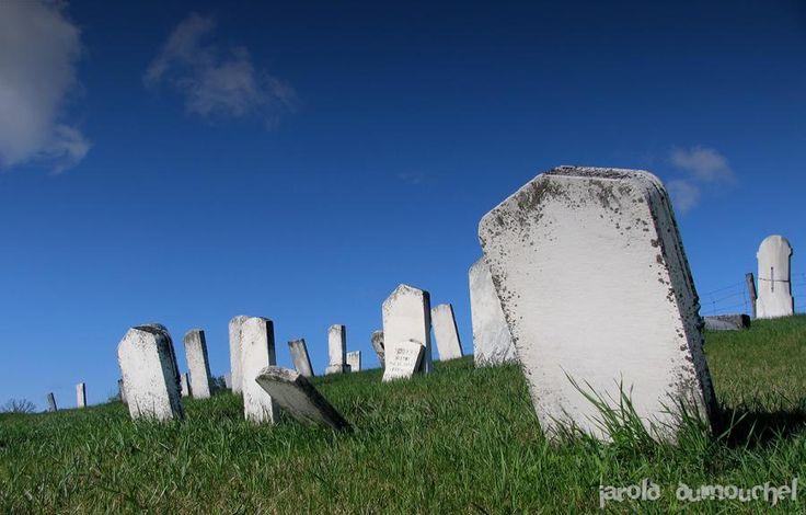 Les vieux cimetières de campagne | Urbex playground