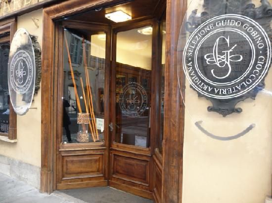 GUIDO GOBINO, Via Lagrange 1, Turin - The historic Guido Gobino is the perfect place where to try the original Gianduiotto, the famous Piedmontese chocolate made with gianduja.  http://guidogobino.it/