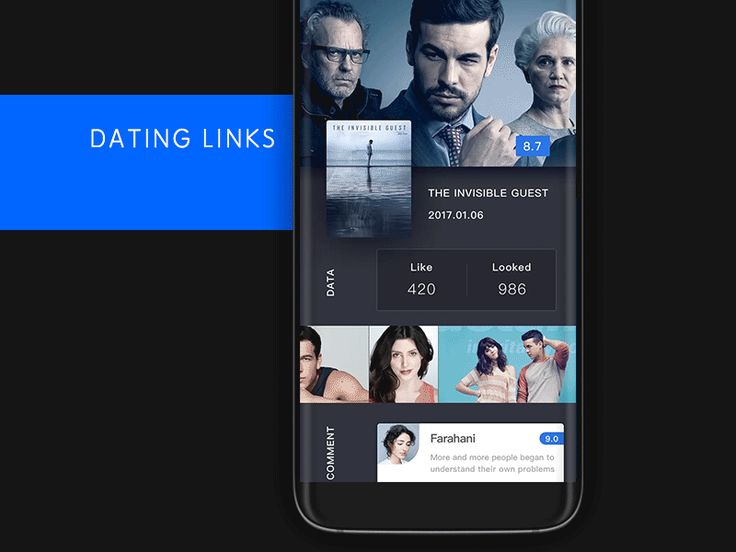 Dating Links Interaction