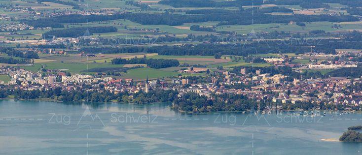 #Cham ZG am #Zugersee im Kanton #Zug in der Schweiz (Switzerland)