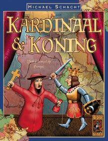 VOORKEUR kardinaal & koning (999 games) - niet meer verkrijgbaar maar misschien nog ergens tweedehands maar volledig