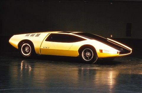 #Toyota EX7, 1972 http://www.djschoolutrecht.nl