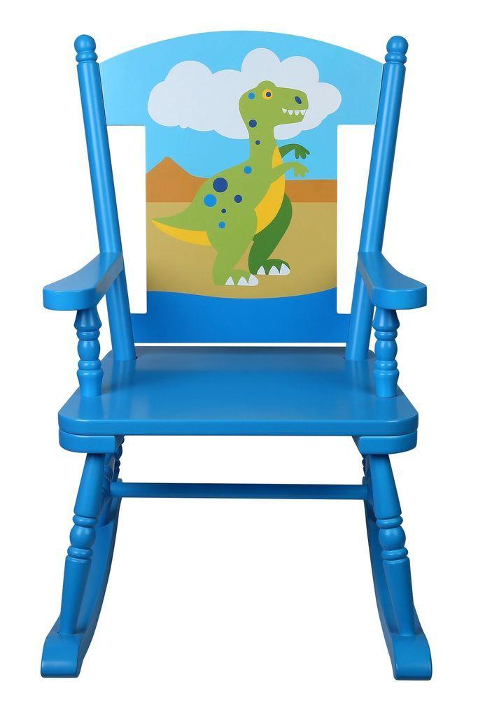 Dinosaur Land Rocking Chair Rocking Chair Dinosaur Land Chair