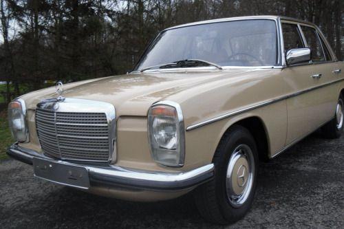 1974 Mercedes 200