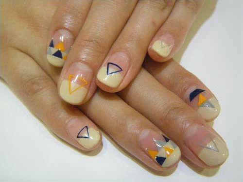 ▼△▽△▼△ #ネイル #nails