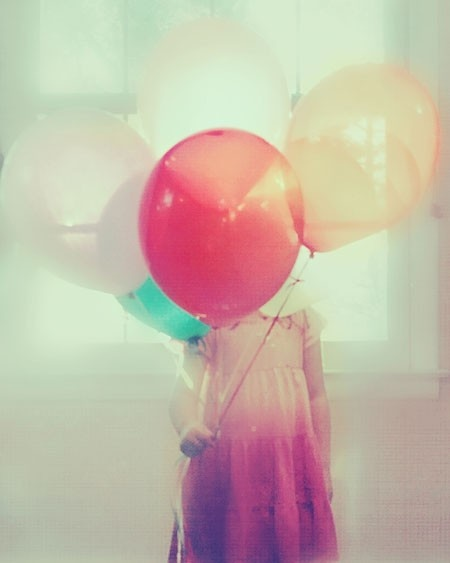 magic and balloons