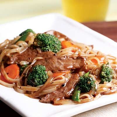 Beef Chow Fun  Recipe - KitchenDaily