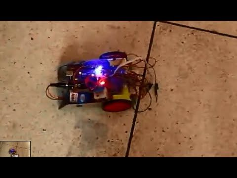 Voice Controlled Robot