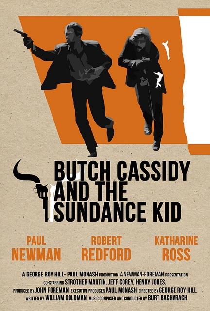 Butch Cassidy and the Sundance Kid- © James Ross Beitzel
