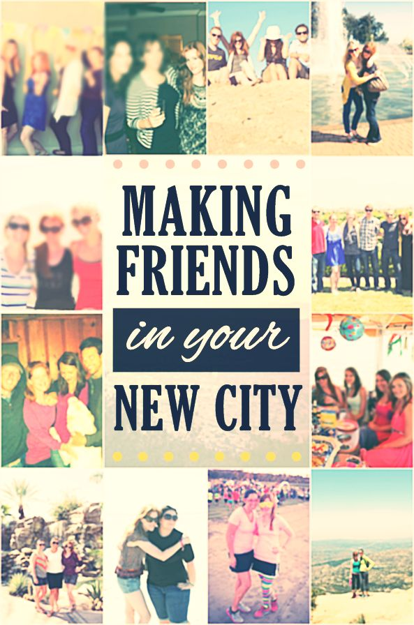 Making New Friends After You Move Away - How I Made 18 Friends on Meetup!