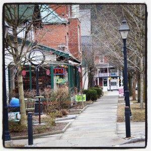 Charming Milford Pennsylvania