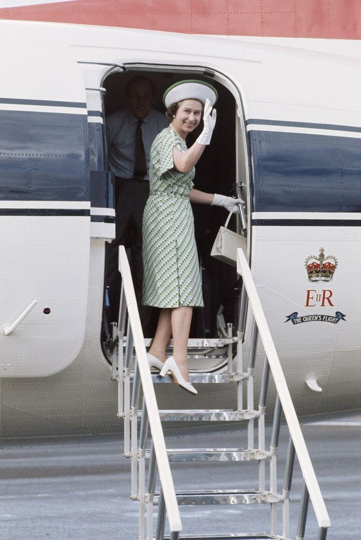 TBT: Vacation Like Queen Elizabeth II