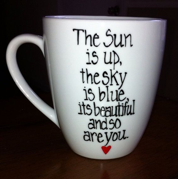 The Beatles - Dear Prudence Lyrics Coffee Mug on Etsy, $8.00