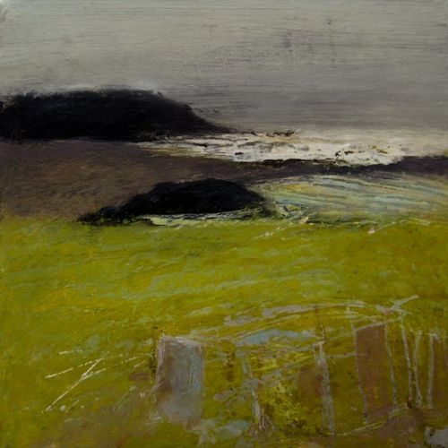 'Belhaven' by Scottish artist Midge Naylor. via the artist's site