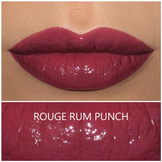 Shiseido Rouge Rouge lipstick in Rouge Rum Punch, review and swatches