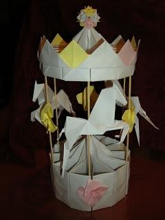 Mis Origamis: Carrusel 2