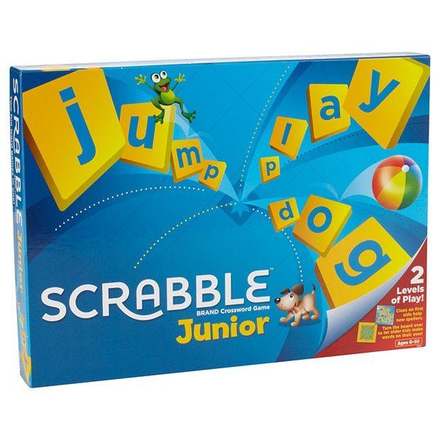 Junior Scrabble | Target Australia