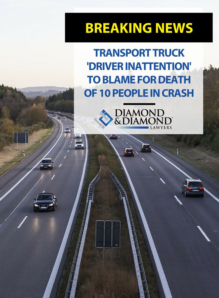 An increase in driver inattention-related accidents has police aiming to reduce the number of #TransportTruck vehicle #collisions, using a strategy that includes a better analytical understanding of where, when, and how these crashes occur.
