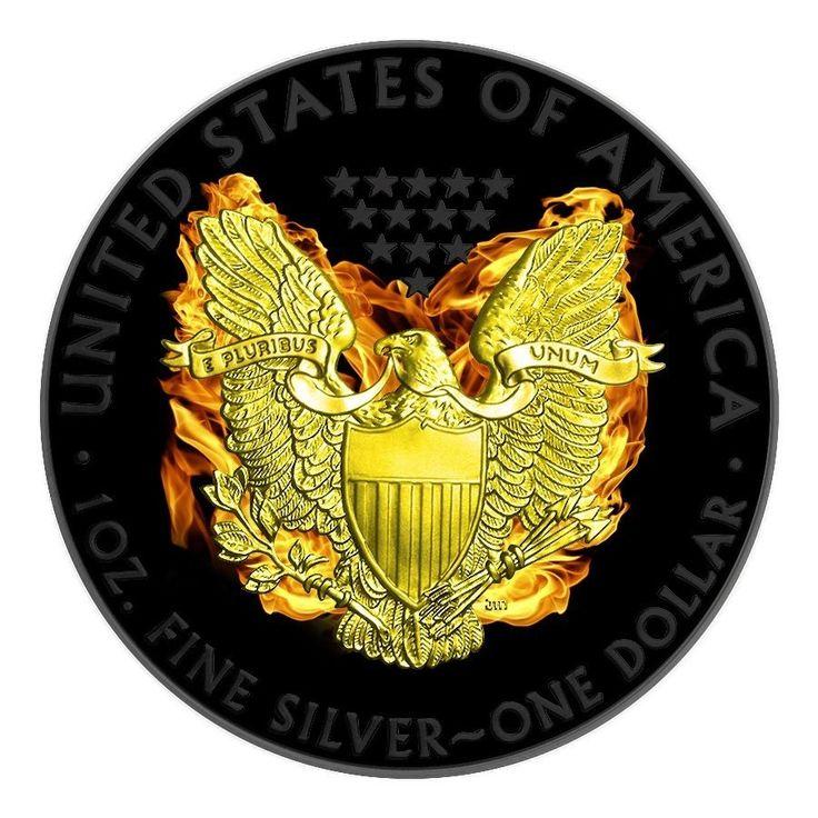 2015 1 Ounce Phoenix Walking Liberty Silver Coin Set – ArtInCoins