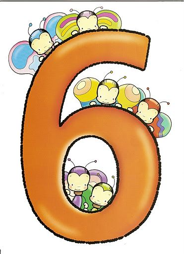 Numbers #clipart