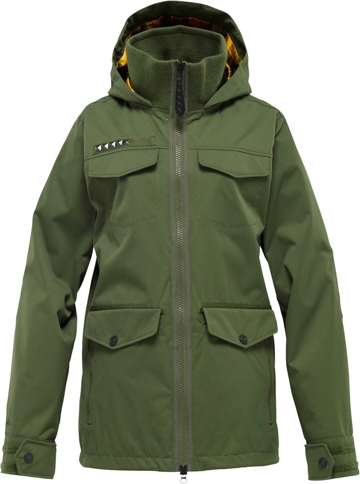 Burton B By Burton Heidi Snowboard Jacket Outcast - Women's