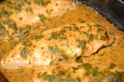 Baked Mustard Lime Chicken | Feed Your Genes