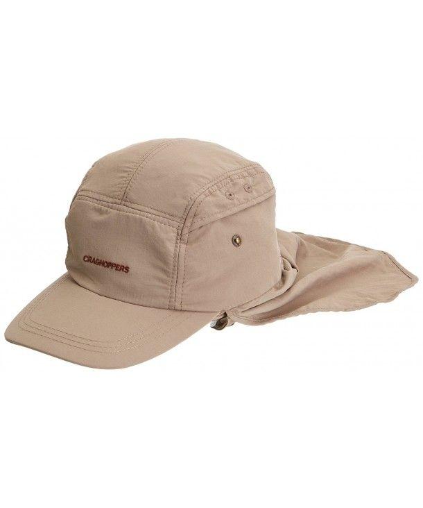 34d812253 Men's Nosilife Desert Hat Pebble CF115KITM6H   Men's Hats & Caps ...