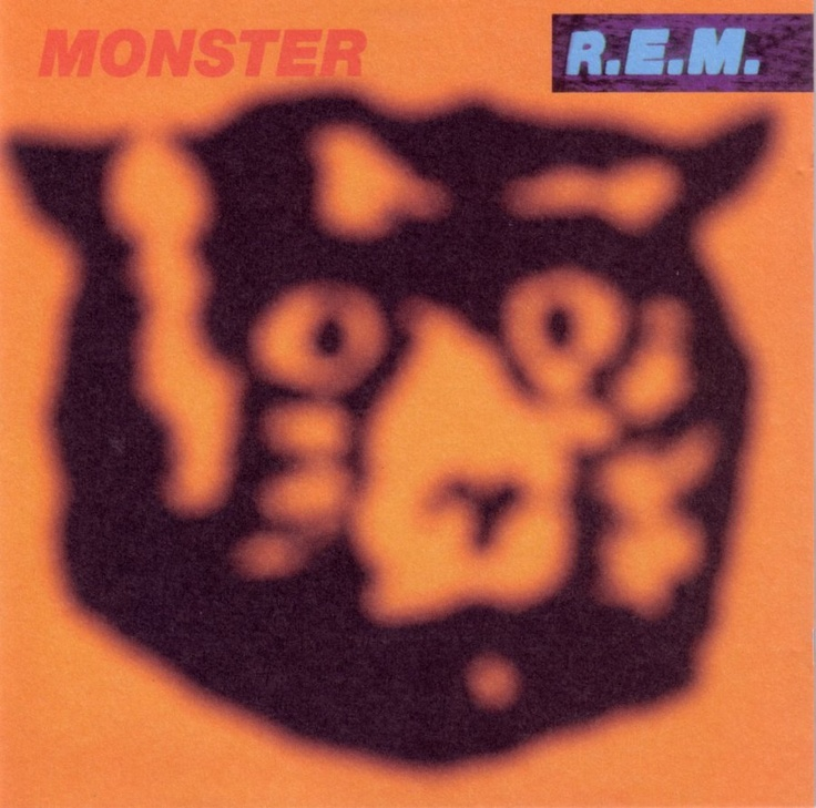 REM Monster Tour in 1996 in Dallas