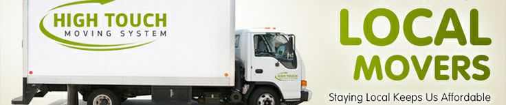 Professional Movers and Packers in NYC  www.hightouchmoving.com