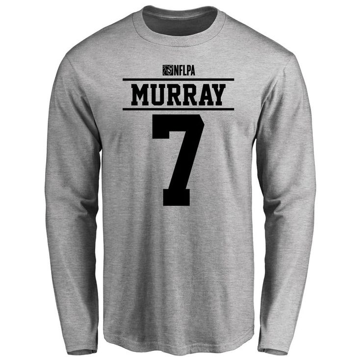 Patrick Murray Player Issued Long Sleeve T-Shirt - Ash