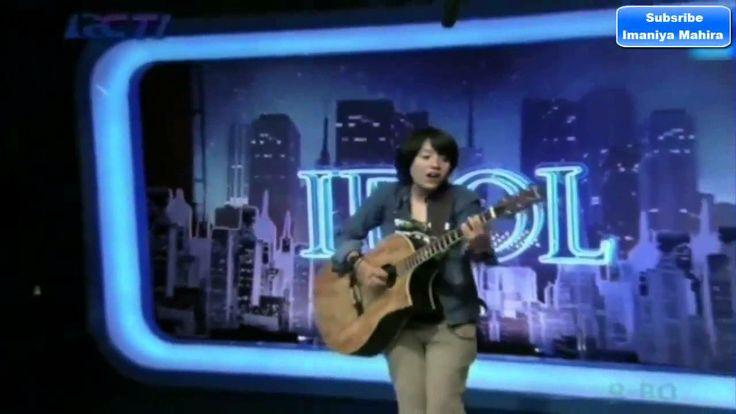 Indonesian Idol 2014 - RISKA AFRILIA - Tak Lagi Galau - Audisi Bandung (...