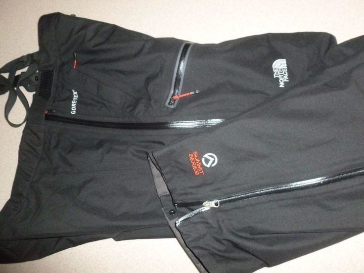 """NWOT The North Face Gore-Tex Mens Ski Pants Summit ZIP Trousers 32"""" Inseam 2XL #TheNorthFace"""
