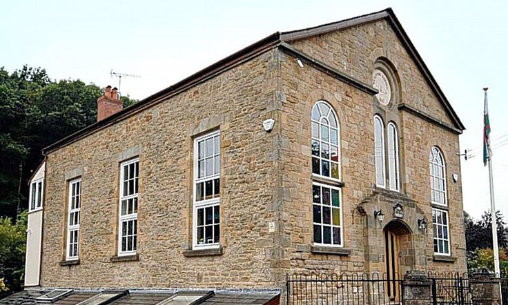 Methodist chapel in Cinderford in Gloucestershire on the market for £500,000 Holy house has been transformed into seven-bedroom family home