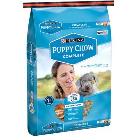 Purina Puppy Chow Complete Dog Food Bonus Size 36 lb. Bag
