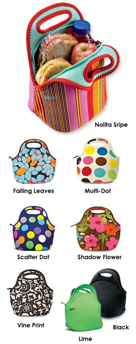 Neoprene Lunch Bags - Great insulated lunch bag for work and travel | Solutions